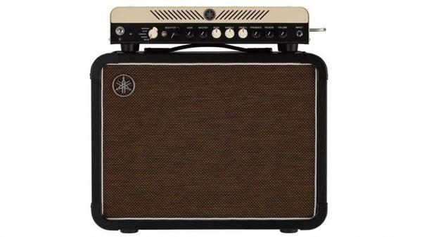 【金聲樂器】YAMAHA THR100H 音箱組 100W音箱頭+12吋箱體 贈送原廠踏板 經典美式/英式音色
