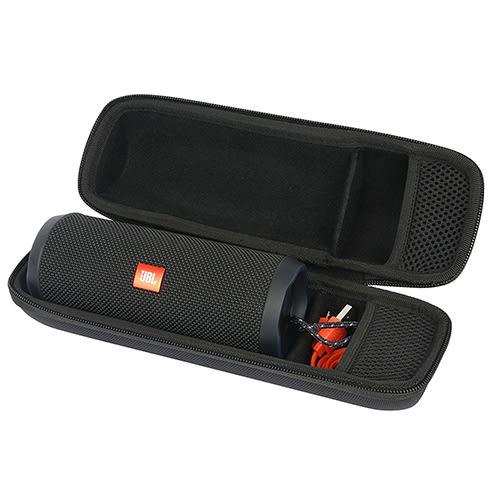 【美國代購】Khanka EVA Hard Case JBL Flip3/Flip4 無線藍芽喇叭專用 (手提式收納盒)