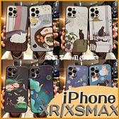 蘋果 iPhone XR XS max iPhone X XS 浮雕軟殼 多款 卡通殼 貓咪 手機殼 保護套 防摔 簡單手機套