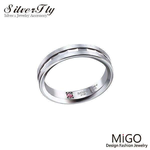 《 SilverFly銀火蟲銀飾 》【MiGO】珍藏-女戒