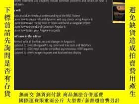 二手書博民逛書店罕見Pro Angular 6 Angular 英文原版 Ang