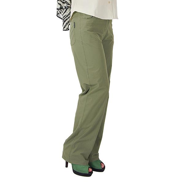 JORDON 吸濕快乾超透氣 爬山專用 萊卡彈性休閒女褲2810