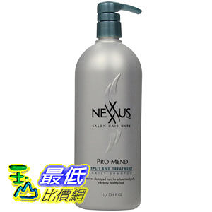 [104 美國直購] Nexxus Pro-Mend Treatment Shampoo, Split End 33.8 oz Nex-3648