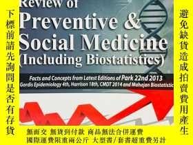 二手書博民逛書店Review罕見of Preventive & Social M