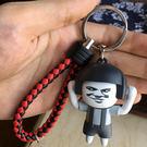 鑰匙扣暴走換表情包玩具公仔玩偶人偶汽車擺件 萬聖節滿千八五折搶購