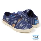 TOMS 圖騰織紋休閒鞋-男款(10004823   ECLIPSE)