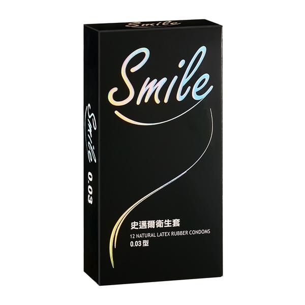 SMILE史邁爾衛生套保險套-003(12入/盒)