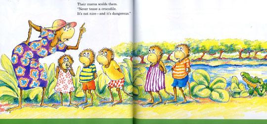*五隻猴子系列。超強合輯*FIVE MONKEY STORYBOOK TREASURY