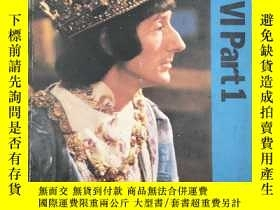 二手書博民逛書店Henry罕見VI Part 1 (TV Shakespeare