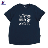 【春夏新品】American Bluedeer - 九宮格印花T(魅力價) 春夏新款
