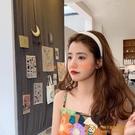 春季夏天頭箍壓髮簡約韓版網美髮箍洗臉髮卡百搭外出髮帶新款少女【小狮子】