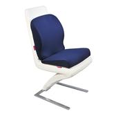 【IMAGER-37易眠床易眠枕】二型坐背墊組(藍色)超低價
