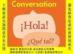 二手書博民逛書店Easy罕見Learning Spanish ConversationY364682 Collins Dict