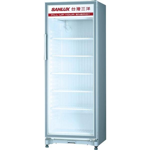 留評價截圖送進口六入碗組【台灣三洋】305公升直立式冷藏櫃(SRM-305R)
