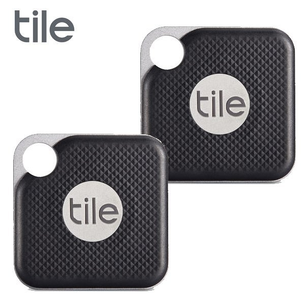 Tile Pro 防丟小幫手 2入組(可換電池)