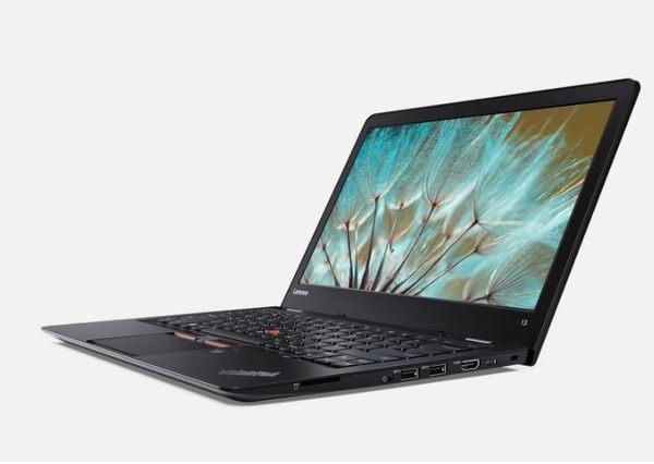 【Lenovo】聯想 ThinkPad 13 20J1A00NTW 第2代 (13.3HD/I7-7500U/8G/256G SSD/W10P/3Y)