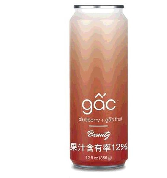 [COSCO代購] W128996 GAC 養顏木鱉果綜合果汁 356克 X 8瓶