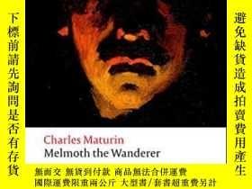 二手書博民逛書店Melmoth罕見The Wanderer (oxford Wo