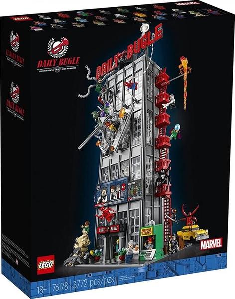 LEGO 樂高 超級英雄系列 Daily Beagle 蜘蛛俠 76178 流通限定商品