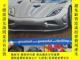 二手書博民逛書店MEAN罕見MACHINES SUPERCARSY15389 出