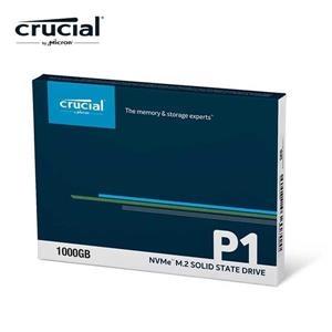 Micron 美光 Crucial P1 2T 2TB SSD