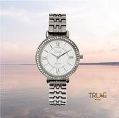 瑞士 TRUE 瑞時寶嘉  TC150180  法國香榭大道熱銷晶鑽腕錶 /35mm (銀)