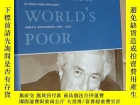 二手書博民逛書店VOICE罕見FOR THE WORLDS POOR:selected speeches and writings