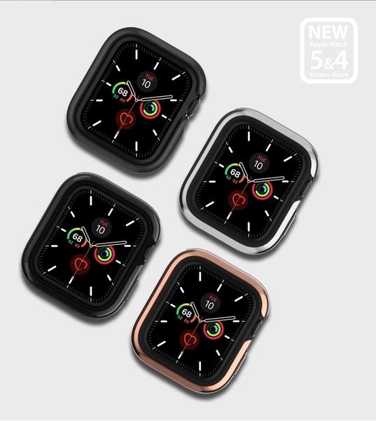 【實體店面】SwitchEasy Odyssey 40mm/44mm 金屬手錶保護殼 (Apple Watch 6/5/4/SE)