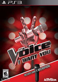 PS3 The Voice: I Want You 音色(美版代購)