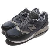【六折特賣】New Balance 復古慢跑鞋 NB 878 灰 深藍 麂皮 休閒鞋 男鞋【PUMP306】 ML878NPCD