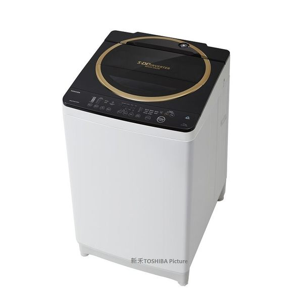 Toshiba 東芝 SDD變頻12公斤洗衣機 AW-DME1200GG