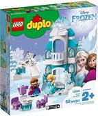 樂高LEGO DUPLO 冰雪奇緣 冰之城堡 10899 TOYeGO 玩具e哥