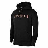 Nike Jordan Sport DNA 男款 黑色 喬丹 Logo 刷毛 長袖 帽T 連帽上衣 CK9568-011