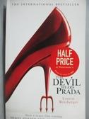 【書寶二手書T7/原文小說_LPI】Devil Wears Prada_穿普拉達的女魔頭_Lauren Weisberg