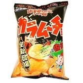 湖池屋卡辣姆久洋芋片75g【愛買】