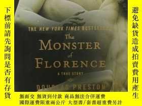 二手書博民逛書店The罕見Monster of Florence by Doug