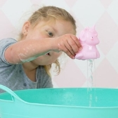 【荷蘭 A little lovely company】洗澡玩具 - 粉紅獨角獸 #BTUMPK02
