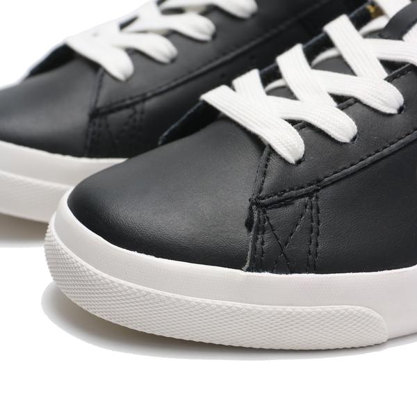 PONY 休閒鞋 黑色 板鞋 金LOGO 輕量 百搭 女 (布魯克林) 82W1TS01BK