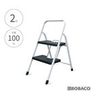 【二階寬踏板家用鐵梯】2階梯 鐵梯 安全摺疊梯 折疊防滑梯 梯子 樓梯椅 室內梯