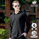 瑞多仕RATOPS 男款ThermoLite保暖刷毛衣 黑色 DB5816 中層衣 保暖衣 防寒衣 OUTDOOR NICE