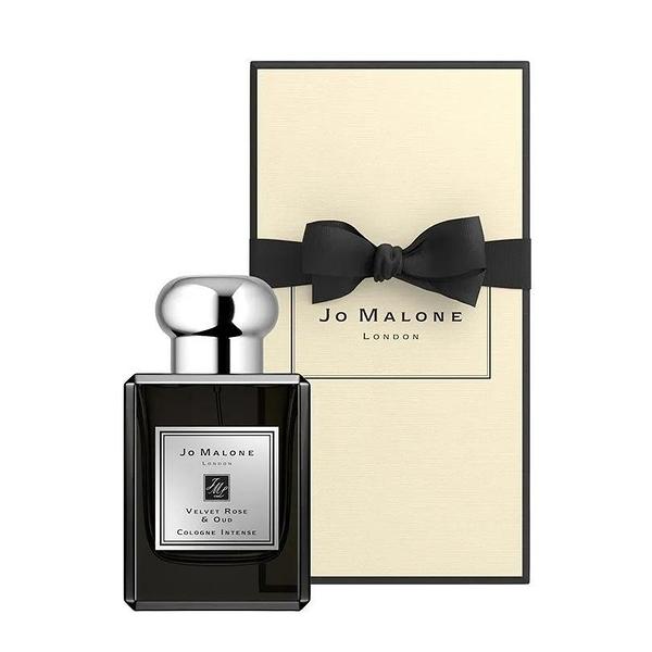 【南紡購物中心】Jo Malone 絲絨玫瑰與烏木芳醇古龍水 50ml 黑瓶香水