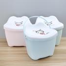 多功能水桶凳塑料可坐家用釣魚桶手提洗澡籃洗衣桶幼兒園收納凳  ATF  poly girl