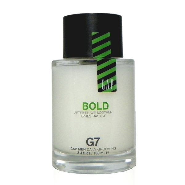 GAP Bold After Shave Soother 勇者無畏鬍後乳 100ml 無外盒