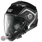 [安信騎士] 義大利 Nolan N44 EVO 彩繪 COMO #40 半罩 安全帽 可裝藍芽 內墨片 下巴可拆