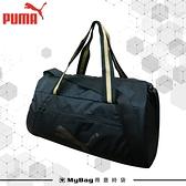 PUMA 旅行袋 AT運動中袋 運動包 健身袋 行李袋 運動休閒包 077365 得意時袋