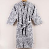 一件85折免運--棉質紗布兒童浴袍夏季薄款 全棉男女童游泳溫泉吸水浴衣汗蒸服