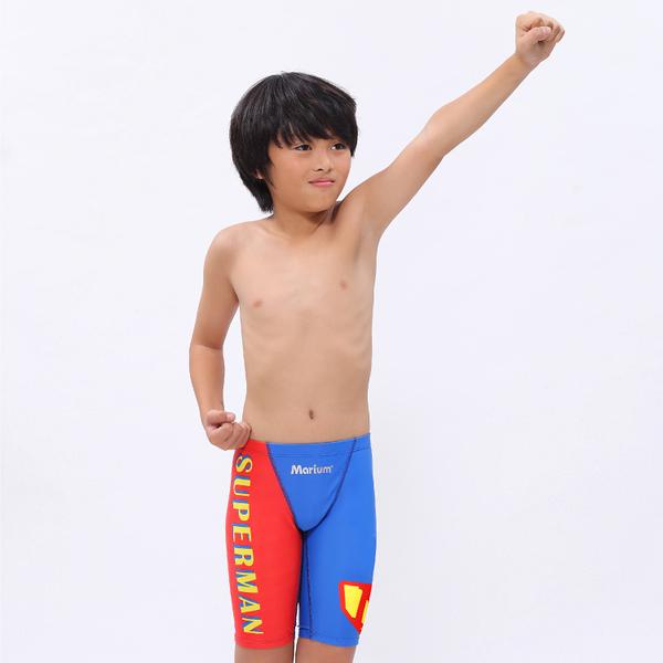 ≡MARIUM≡ 小男競賽馬褲 - SUPERMAN MAR-20129J