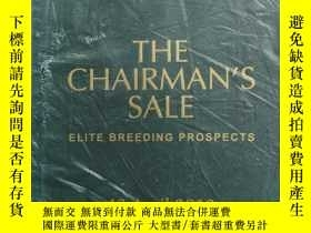 二手書博民逛書店lnglis罕見EST 1867 the chairman s