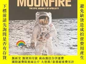 二手書博民逛書店原版Norman罕見Mailer:Moonfire諾曼梅勒 阿波羅11號史詩登月之旅 月焰 外星探索藝術