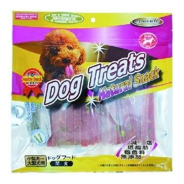 Dog Treats 香烤系列 綜合蔬菜雞肉超軟條 200G x 2包